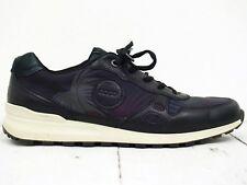 ECCO ❤ Damen Halbschuhe Sneakers Gr. 41 Shoes Echtleder
