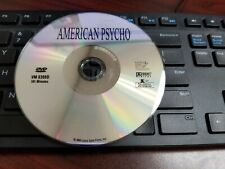American Psycho (Dvd) Works / No Tracking / Disc Only #1063