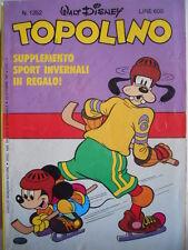 Topolino n°1352 [G.273] - BUONO –
