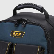 Multipurpose Toolbag Technician Shoulder Bag Electrician Work Bag 15 Pockets