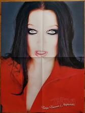 █▬█ Ⓞ ▀█▀  Ⓗⓞⓣ Tarja Turunen Ⓗⓞⓣ Judas Priest Ⓗⓞⓣ 1 Poster 44 cm x 59 cm Ⓗⓞⓣ