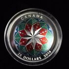 2014 $25 Fine silver coin Christmas Ornament not sale tax