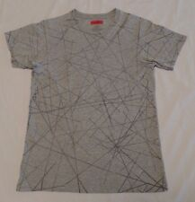 #1505-6 Alfani Geometric Design Graphic Design T-Shirt Small