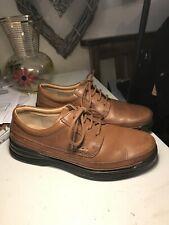 Mens Clarks Shoes Size 7.5uk