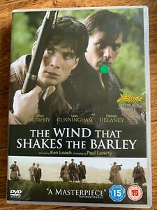 Wind that Shakes the Barley DVD 2006 Irish Black and Tan War Movie 1-Disc