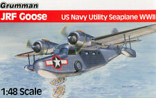 Czech Model kit 1/48 Grumman JRF Goose WWII US Navy Utility Seaplane - 4812 Used