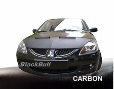 Haubenbra für Mitsubishi Lancer 7. Tuning Steinschlagschutz Car Bra CARBON