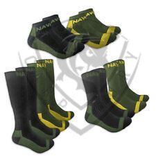 New Navitas Apparel Coolmax Ankle, Crew, Boot Socks - 2 pairs - Carp Fishing