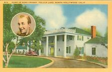 North Hollywood,CA. The Home of Bing Crosby, Toluca Lake