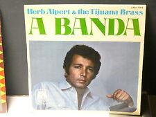 HERB ALPERT & THE TIJUANA BRASS A banda EAM1003