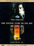 THE ARRIVAL 1 & 2 '90s Horror Double Feature dvd CHARLIE SHEEN