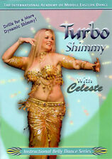 Turbo Shimmy with Celeste - How to Belly Dance DVD