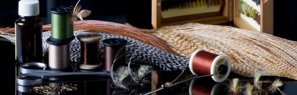 Bent Feather Tackle