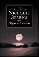 "Nights in Rodanthe by Nicholas Sparks: ""FIRST PRINTING""   (2002, Hardcover,)"