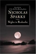 Nights in Rodanthe by Nicholas Sparks (2002, Hardcover, Reprint)