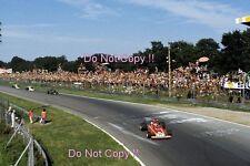 Clay Regazzoni Ferrari 312 B3 Italian Grand Prix 1974 Photograph 3