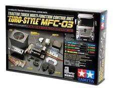 Tamiya 56523 European Sounds Tractor Truck Multifunction Sound/Light Control MFU