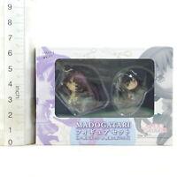 *A4796 Madogatari Puella Magi Madoka Magica x Bakemonogatari Figure Set
