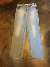 Cherokee Boy's Straight Fit Jeans Size 14 Faded Color