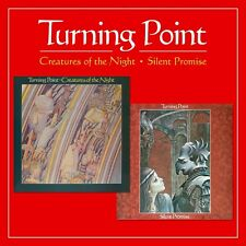 Turning Point(2CD Album)Creatures Of The Night/ Silent Promise-Secret-New