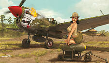 Eduard 1/32 Curtiss P-40N Warhawk Edición Limitada # K11104