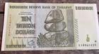 Zimbabwe 2008 10 TRILLION DOLLARS BANKNOTE AA New UNC 100 TRILLION SERIES