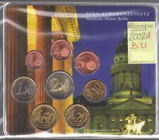 Allemagne - Coffret BU - Les Euros de l Année 2002 - Lettre : A - BERLIN