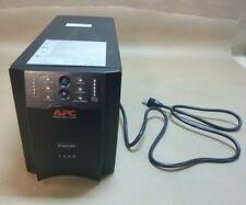 APC SUA1500 SMART UPS 1500 POWER SUPPLY 1440VA 120V 50/60HZ 980W *NEEDS BATTERY*