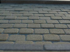 100 sq ins véritable pierre de grès miniature maison de poupées cailloux