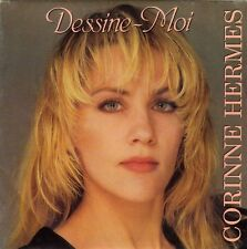 CORINNE HERMES DESSINE-MOI / IL PLEUT FRENCH 45 SINGLE