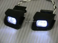 1/10 RC Car POP UP HEAD LIGHT W/ L.E.D Bulbs For Body Shell MR2, 180SX, NSX