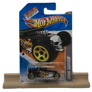 Hot Wheels Bone Shaker HW Video Game Heroes Black 2011 (1228)