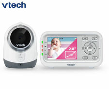 Brand New  VTECH BM3300 Full Colour Video & Audio Baby Monitor Safe & Sound