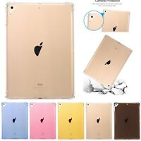 "For iPad Air 3rd Generation 10.5"" Soft Rubber Clear Slim Protective Case Cover"