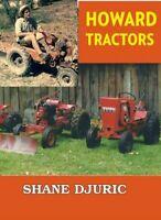 Howard Tractors ' Djuric, Shane