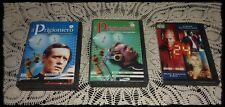 """COLLANA INTEGRALE DE """"IL PRIGIONIERO"""" + 12 EPISODI SERIE """"24"""" (totale 12 DVD)"""