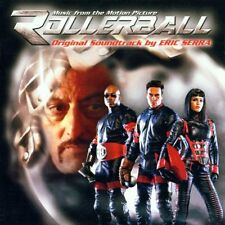 Soundtrack - ROLLERBALL / Eric Serra    *CD*   NEU&OVP!