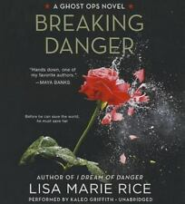 Breaking Danger by Lisa Marie Rice CD 2014 Unabridged