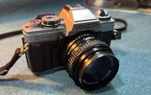 Vintage SLR Camera MINOLTA XG-M 35MM