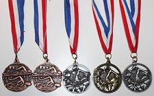 5x Crown Swimming Medal Medals MBPOA Regatta