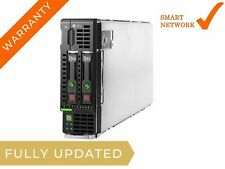 HP Proliant BL460C Gen9 2-SFF 2x E5-2650L v4 192GB Memory 2x 900GB HDD