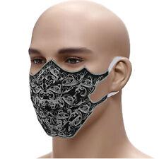 Designer Schutzmaske Edel gestickter Mundschutz✔➤Stickerei 60° waschbar