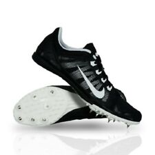 Nike Zoom Rival D 7 VII Men's Track Black Shoe 616310-010 Size 12