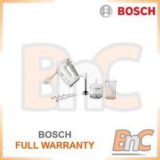 Electric Hand Mixer BOSCH MFQ 36480 5 Speeds Whisk 450W White Gray Handheld