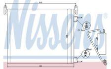 NISSENS Condensador, aire acondicionado OPEL VECTRA SAAB 9-3 VAUXHALL 94805