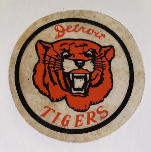 Vintage 1950's Detroit Tigers Patch