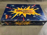 1993 Wild Card SUPERCHROME Rookies NFL Football - Sealed Box Wax Bettis RC