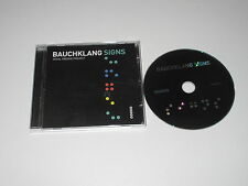 CD/BAUCHKLANG/SIGNS/VOCAL GROOVE PROJECT/monkey