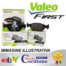 KIT PASTIGLIE PASTICCHE FRENO ANTERIORI VALEO FIAT GRANDE PUNTO 1.3 MJT 75 CV