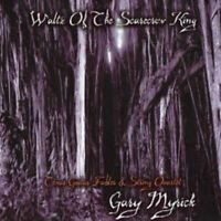 GARY MYRICK waltz of the scarecrow king (CD, album, 2001) very good condition